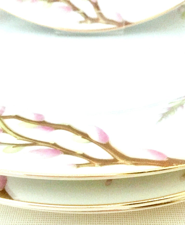 Mid-Century Porcelain Dinnerware