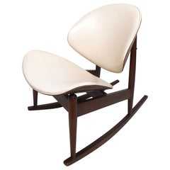 Midcentury Rocking Chair by Kodawood Furniture