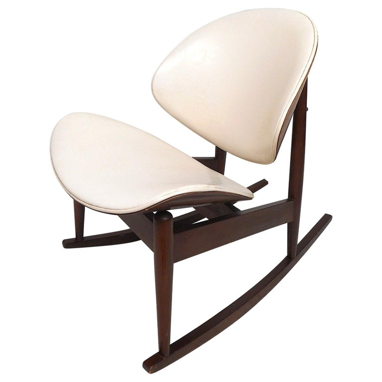 Midcentury Rocking Chair by Kodawood Furniture For Sale