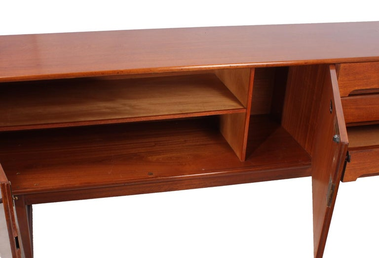Midcentury Rosewood and Teak Sideboard by Younger For Sale at 1stdibs