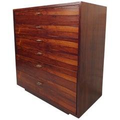 Midcentury Rosewood Dresser
