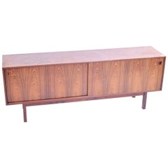 Midcentury Rosewood Sideboard by Gunni Omann for Omann Jun