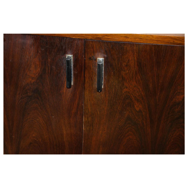 Midcentury Rosewood Sideboard Milo Baughman Style For Sale 2