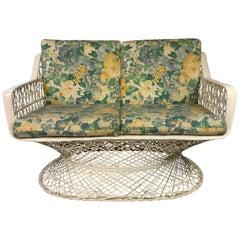 Midcentury Russell Woodard Spun Fiberglass Couch