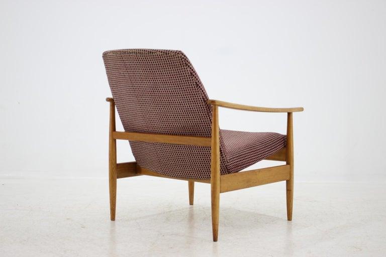 Midcentury Scandinavian Design Armchairs, 1960s For Sale ...