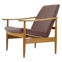 Midcentury Scandinavian Design Armchairs, 1960s