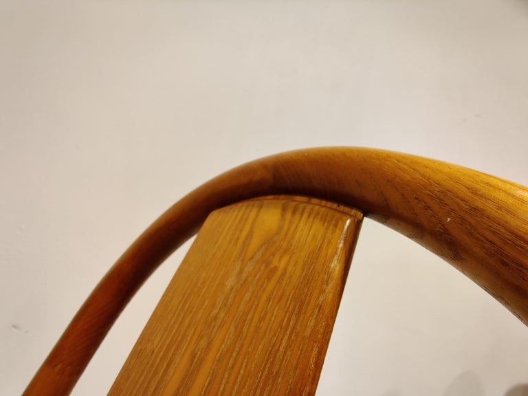 Midcentury Scandinavian Dining Chairs, Set of 4, 1960s For Sale 1