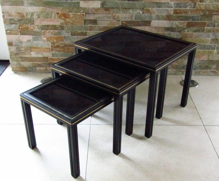 Midcentury Tischset von Pierre Vandel 5