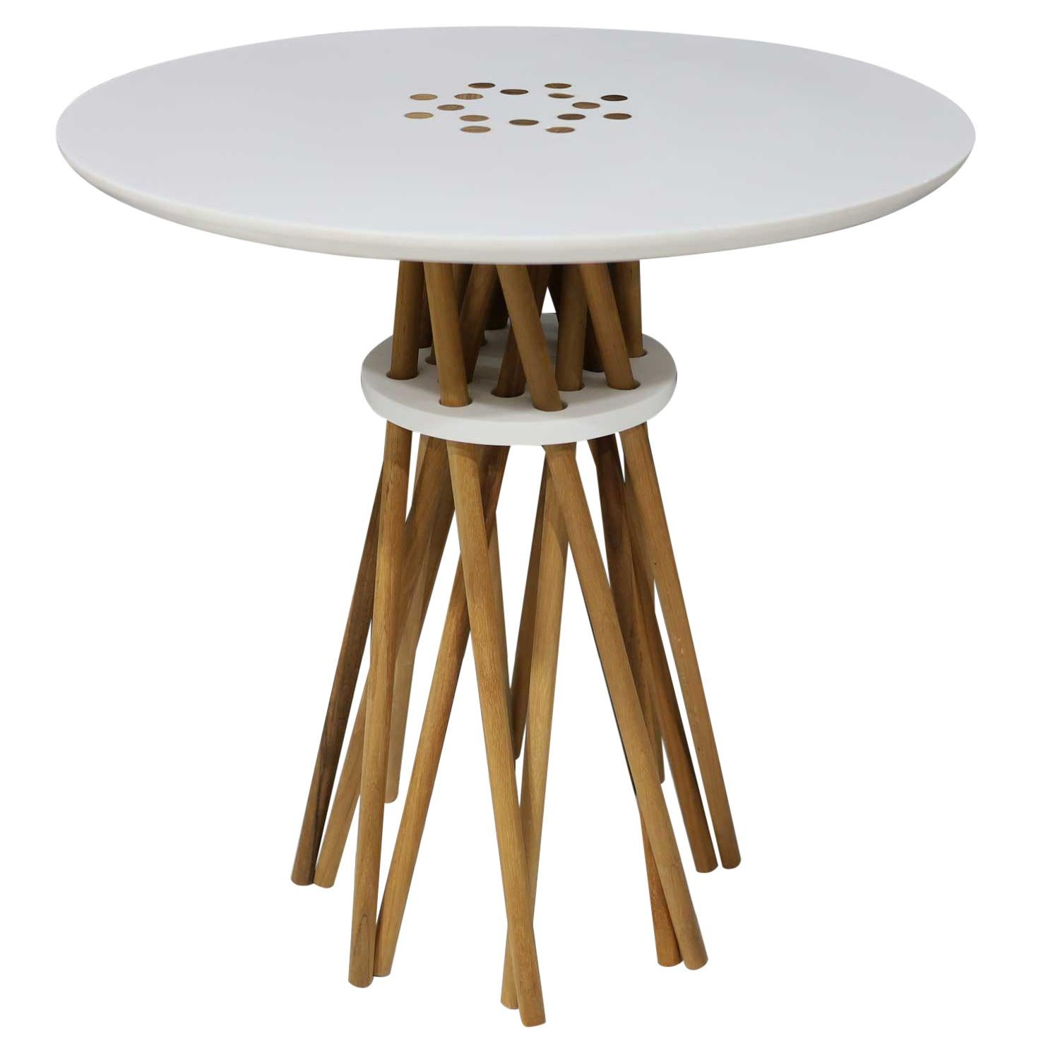 Mid Century Side Table