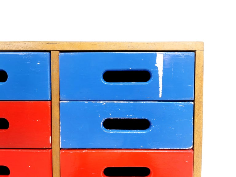 Midcentury Sideboard Chest of Drawers by James Leonard for Esavian 2
