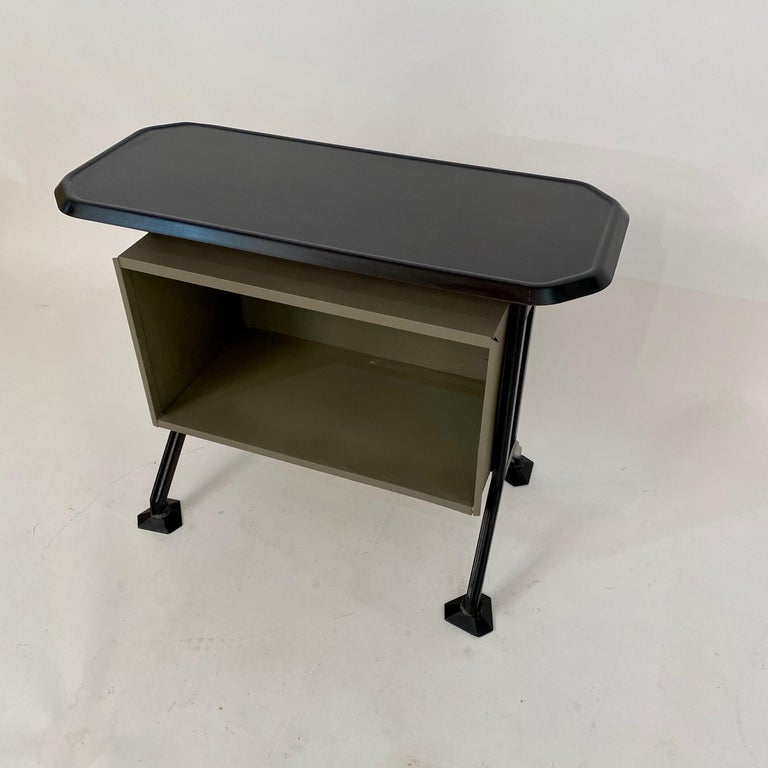 Italian Midcentury Sideboard Office Cabinet by B.B.P.R. Arco for Olivetti, Italy, 1963 For Sale