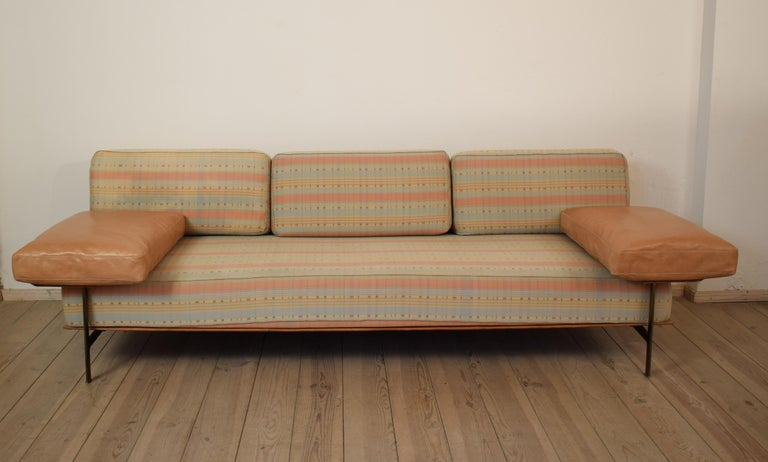 This beautiful Sofa was designed by Antonio Citterio and Paolo Nava for B&B Italia, Italy in 1979.