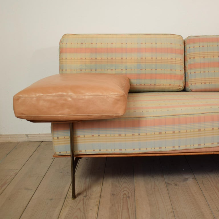 Mid-Century Modern Midcentury Sofa by Antonio Citterio and Paolo Nava, Model Diesis for B&B For Sale