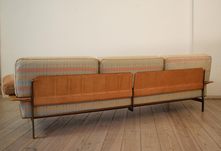 Italian Midcentury Sofa by Antonio Citterio and Paolo Nava, Model Diesis for B&B For Sale