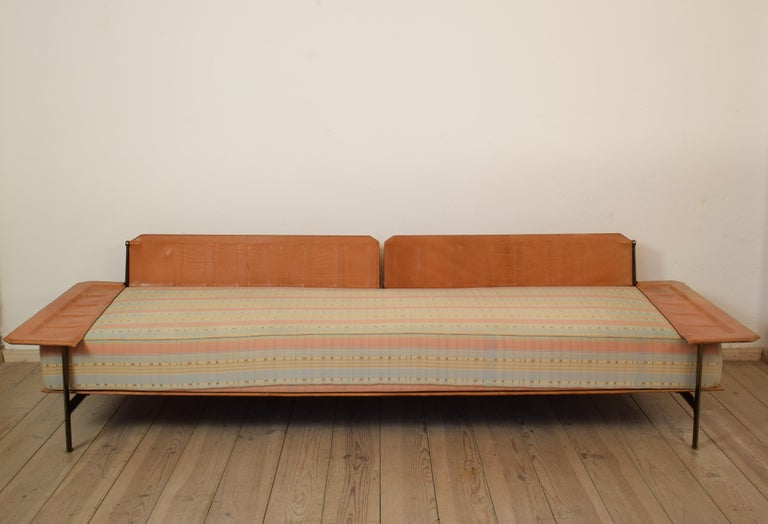 Midcentury Sofa by Antonio Citterio and Paolo Nava, Model Diesis for B&B In Good Condition For Sale In Berlin, DE