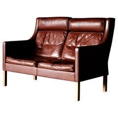 Midcentury Sofa by Borge Mogensen