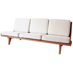Midcentury Sofa by Carl Gustav Hort af Ornäs, Finland