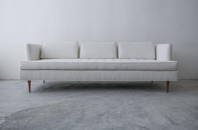 Mid-Century Modern Midcentury Sofa by Edward Wormley for Dunbar For Sale