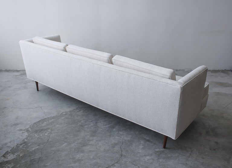 Midcentury Sofa by Edward Wormley for Dunbar For Sale 1
