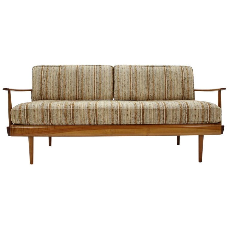 Midcentury Sofa or Daybed Designed by Wilhelm Knoll for Antimott ...
