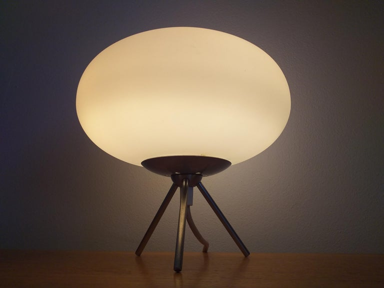 Midcentury Space Age Table Lamp, Italy, 1980s For Sale 5