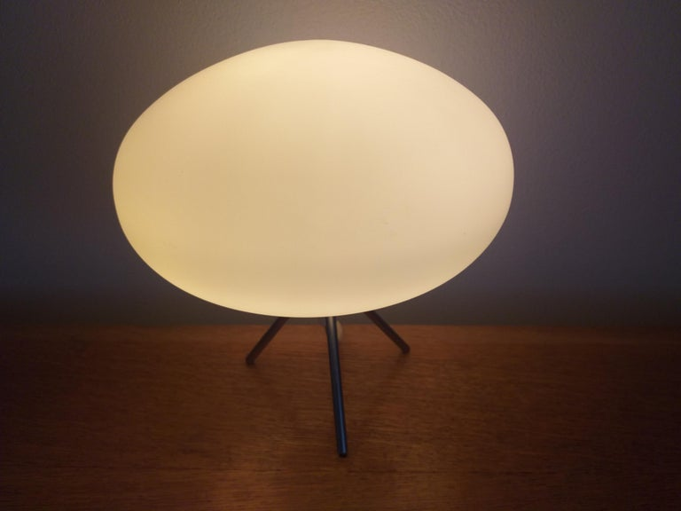 Midcentury Space Age Table Lamp, Italy, 1980s For Sale 6