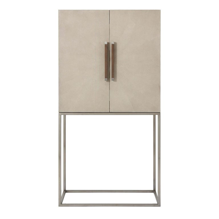 Mid-Century Modern Midcentury Style Bar Cabinet For Sale
