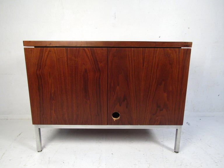 Midcentury Style Storage Cabinet For Sale 3