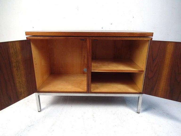 Mid-Century Modern Midcentury Style Storage Cabinet For Sale