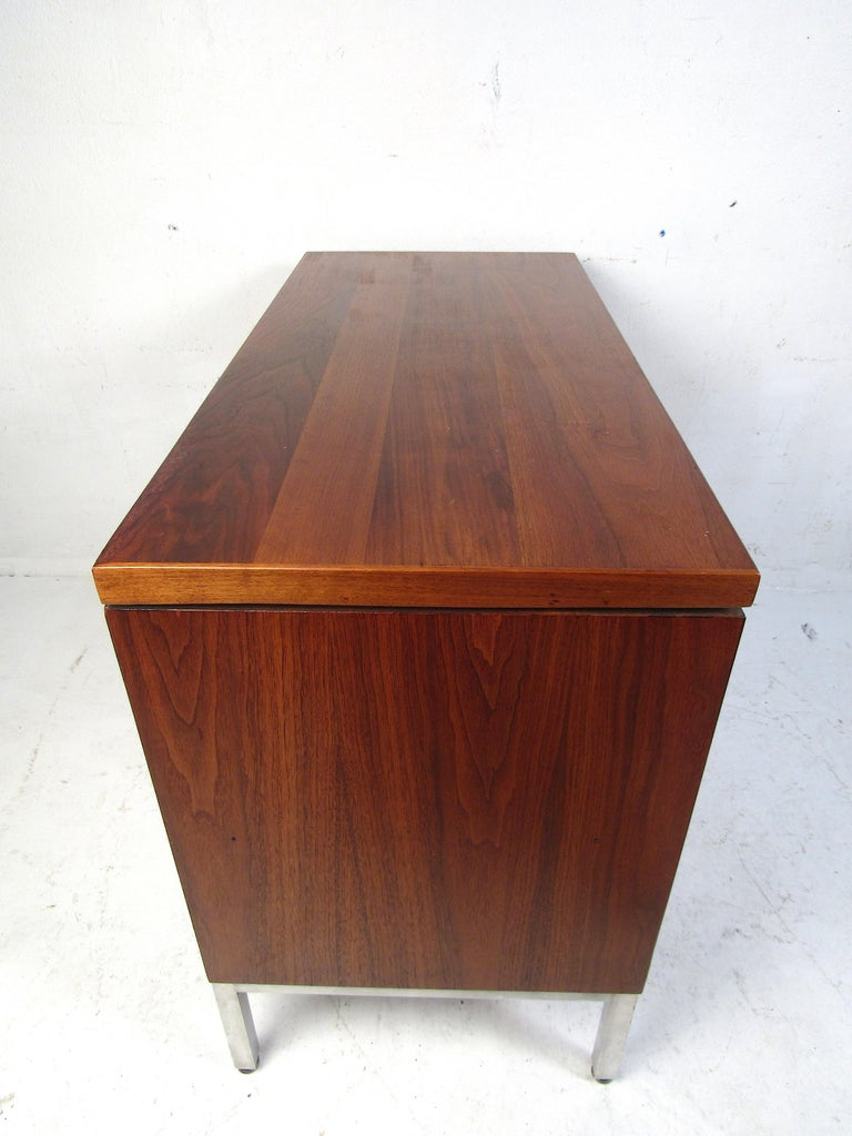 Midcentury Style Storage Cabinet For Sale 2