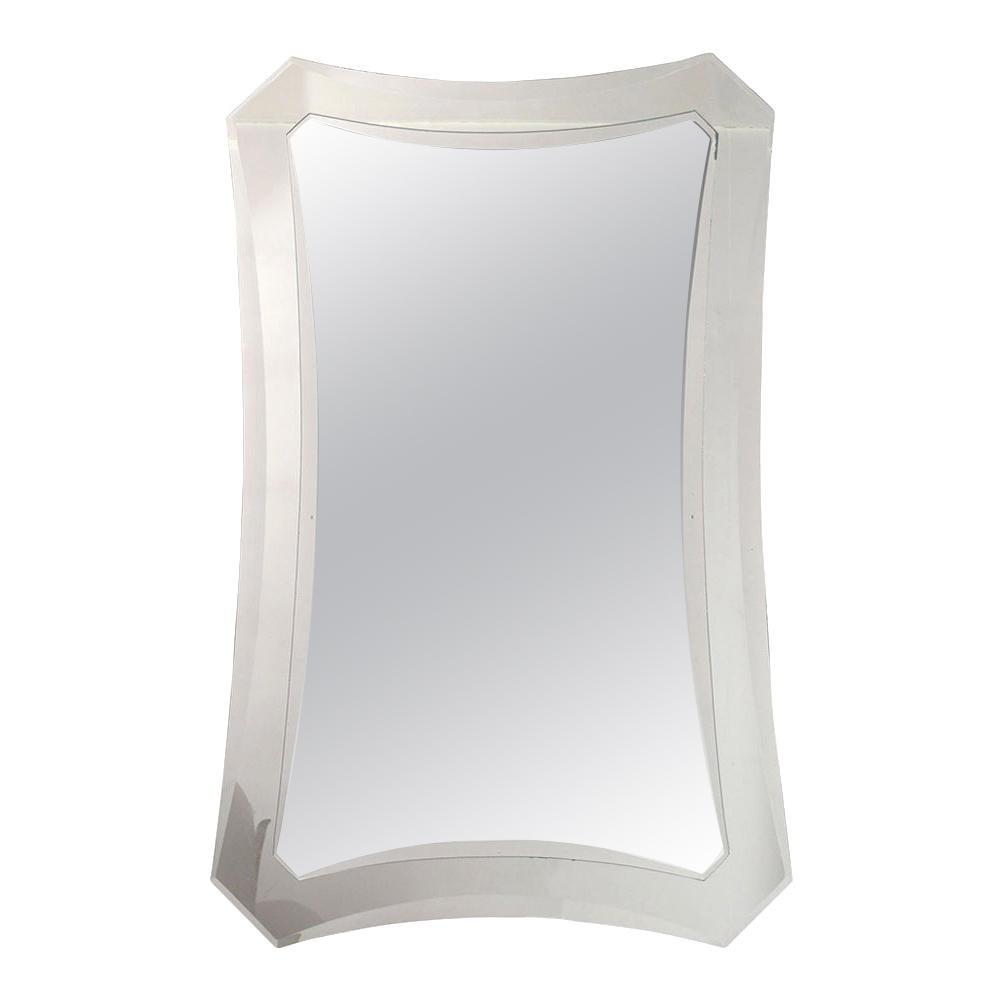 Venetian Mid-Century Wall Mirror