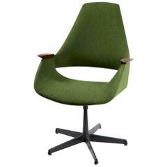 Mid Century Swivel Chair by Arthur Umanoff