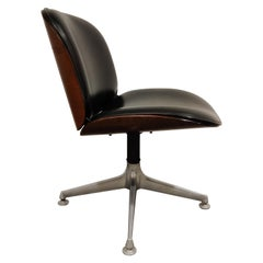 Mid Century Swivel Chair or Desk Chair by Ico Parisi for MIM Italy, 1960s