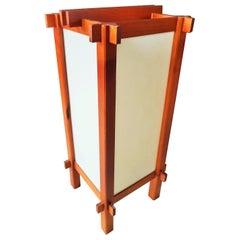 Midcentury Table Floor Lamp, Denmark, 1960