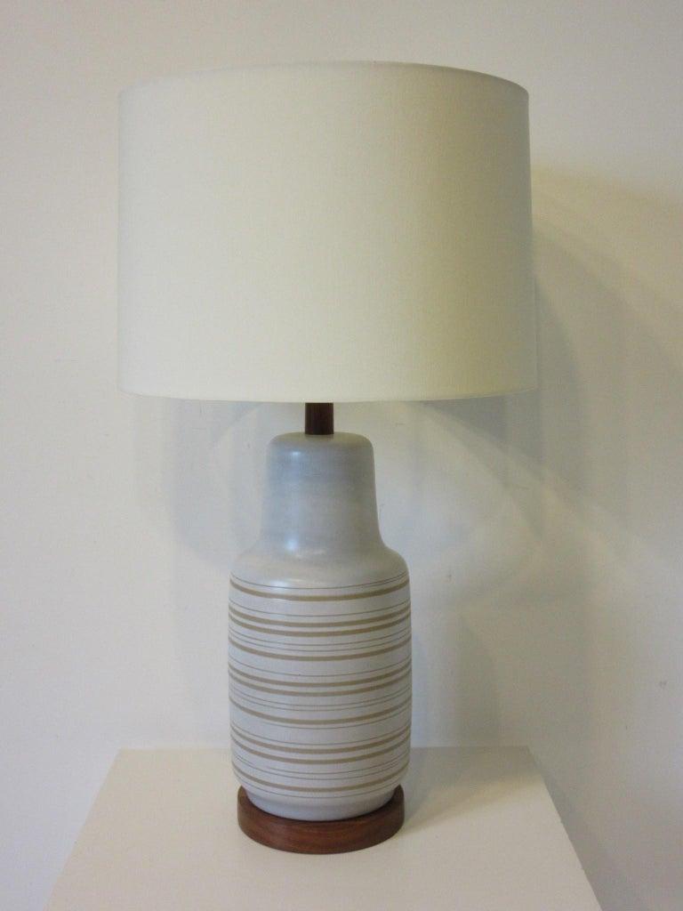 Midcentury Table Lamp by Gordon & Jane Martz for Marshall Studios For Sale 2