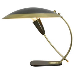 Midcentury Table Lamp by Helo, circa 1950s