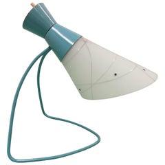 Midcentury Table Lamp Designed by Josef Hůrka for Napako, 1958