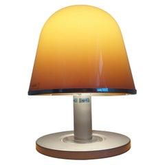 Midcentury Table Lamp Kuala, Meblo, Designed by Franco Bresciani, Italy, 1970s