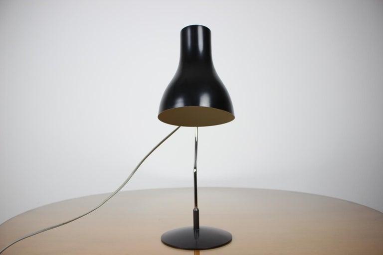 Mid-Century Modern Midcentury Table Lamp/Napako, 1960s For Sale