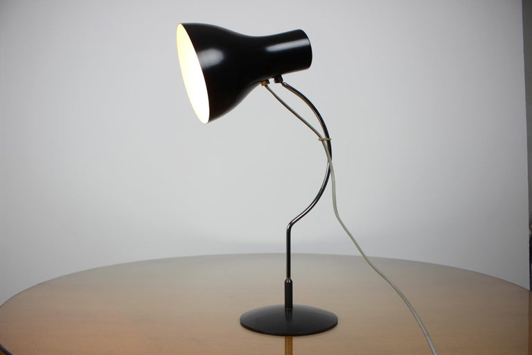 Midcentury Table Lamp/Napako, 1960s For Sale 2