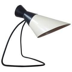 Midcentury Table Lamp Napako Designed by Josef Hurka, 1960s