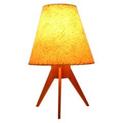 Mid-Century Table Lamp/Pokrok Žilina, 1960's