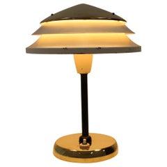 Mid-Century Table Lamp/ Zukov, 1960's