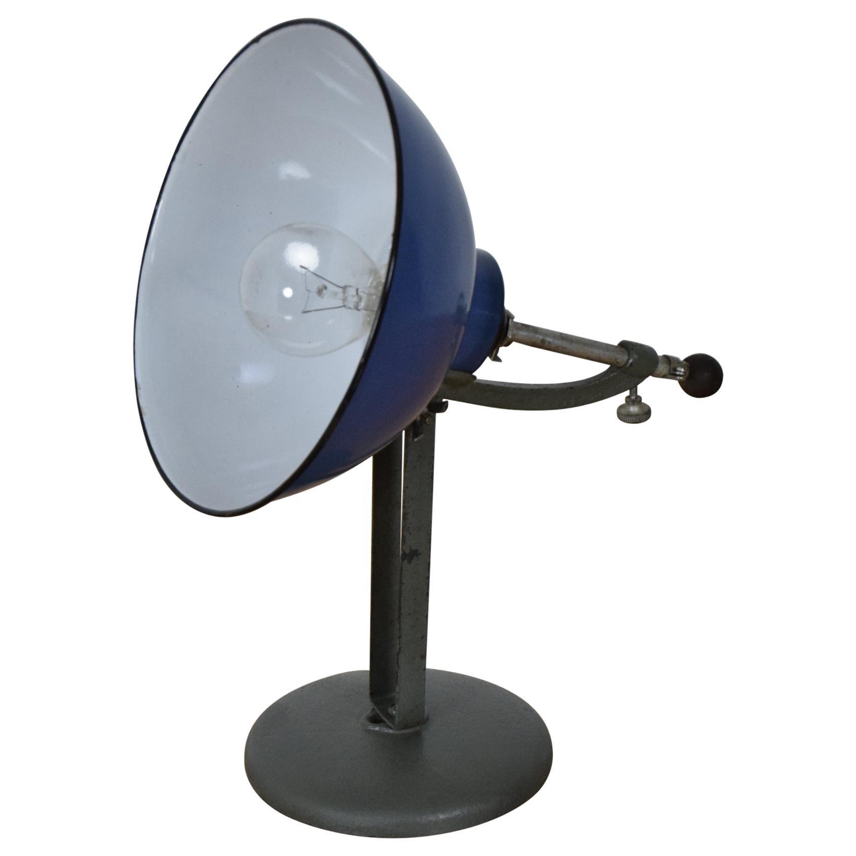 Midcentury Table Lamp, 1970s