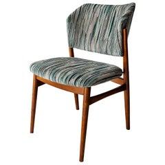 Midcentury Teak Arne Vodder for France & Daverkosen Denmark Dining Chairs