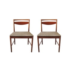 Midcentury Teak Chair from A.H. McIntosh, 1970s, Set of 2