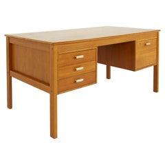 Farso Stolefabrik for Maurice Villency Mid Century Danish Teak Desk