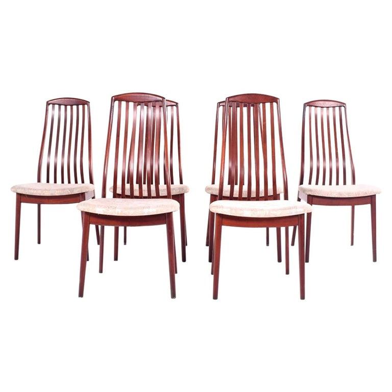 Mid Century Modern Danish Teak Dining Chairs 317 For Sale On 1stdibs