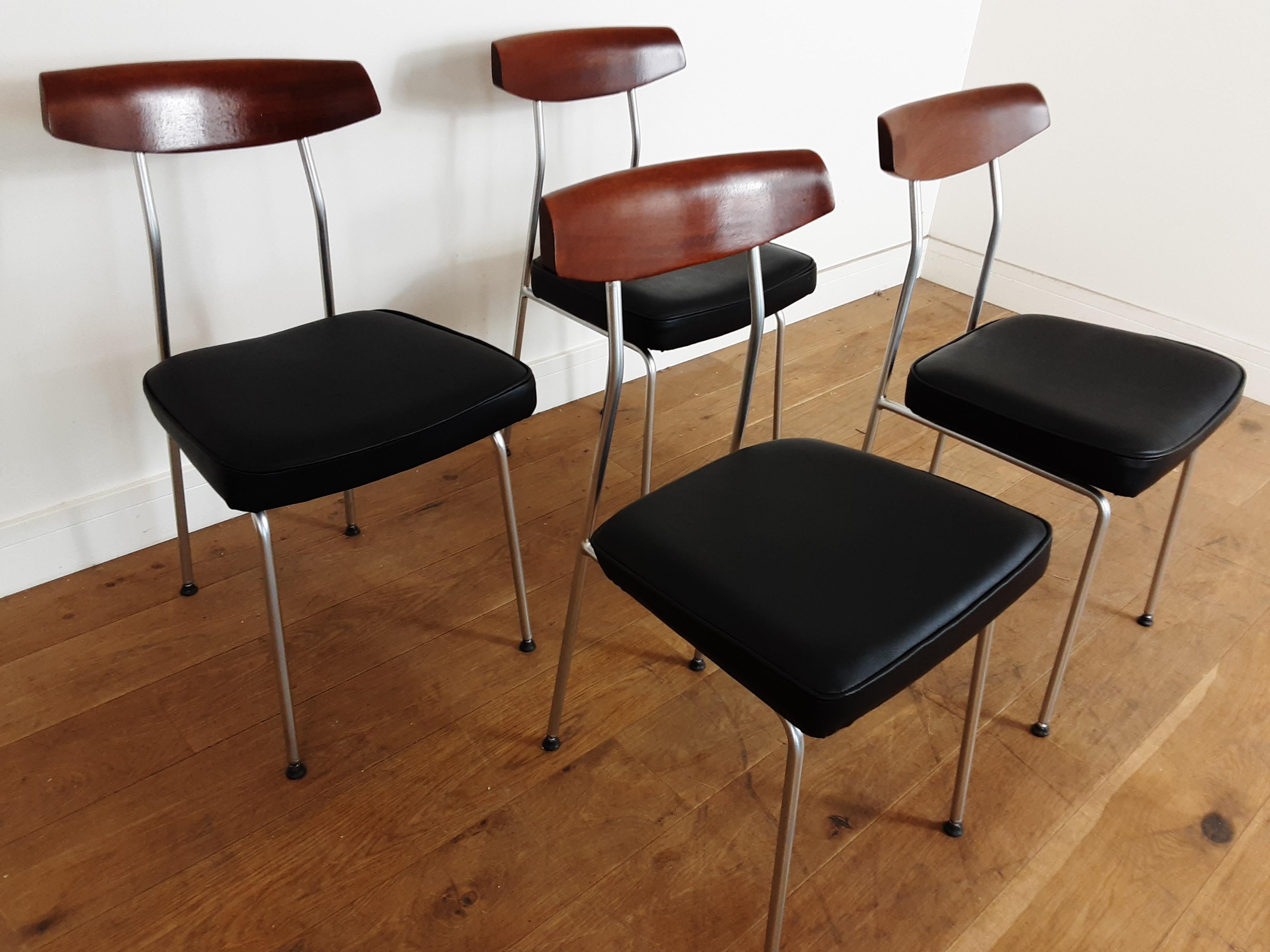 Stag Dining Chairs 1 For Sale On 1stdibs