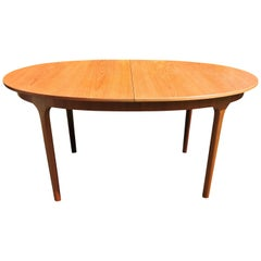 Midcentury Teak Dining Table from McIntosh, 1960s